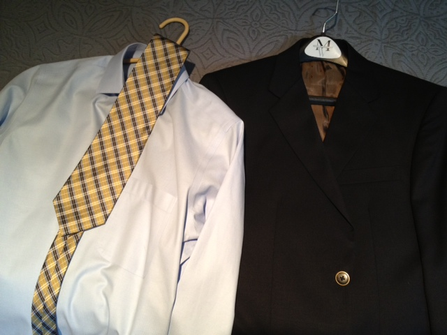 Suiting Up for Adulthood (1/2)
