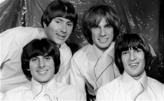 The Troggs, in their prime.
