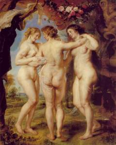 Peter-Paul-Rubens-xx-The Three Graces-xx-Prado