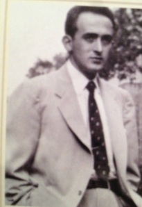 Gene as a young rake and businessman.